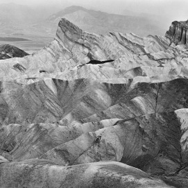 Zabrisky Point, Death Valley, CA 1987