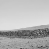 Snow Fence, WY 1999